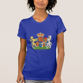 Coat of Arms Anne Boleyn T-Shirt