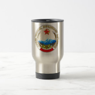 Coat of arms Armenia Official Heraldry Symbol Mug