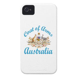 Coat Of Arms Australia Case-Mate iPhone 4 Cases