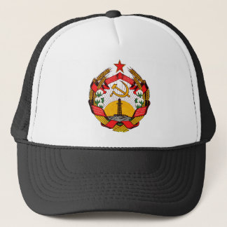 Coat of arms Azerbaijan Official Heraldry Symbol Trucker Hat