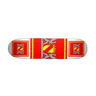 Coat of arms bathing president Stander 1947-1952 Skate Decks
