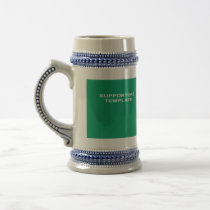 Coat of Arms Beer Stein