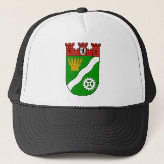 Coat of arms Berlin Marzahn Hellersdorf Trucker Hat