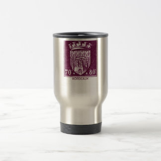 Coat of Arms, Bordeaux France Coffee Mugs