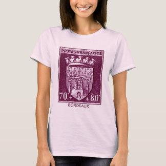 Coat of Arms, Bordeaux France T-Shirt