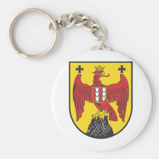 Coat of arms castle country Austria Keychain