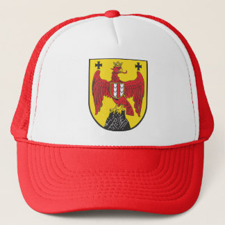 Coat of arms castle country Austria Trucker Hat