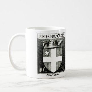 Coat of Arms, Chambery France Coffee Mug