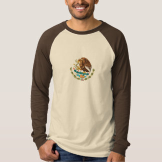 Coat of Arms Cinco de Mayo 2010 Long Sleeve Raglan T-Shirt