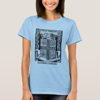 Coat of Arms, Clermont-Ferrand France T-Shirt