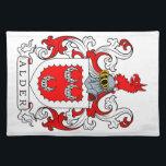 "Coat of Arms Cloth Placemat<br><div class=""desc"">Coat of Arms</div>"