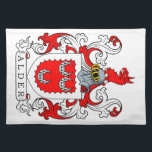 "Coat of Arms Cloth Placemat<br><div class=""desc"">Coat of Arms</div>"