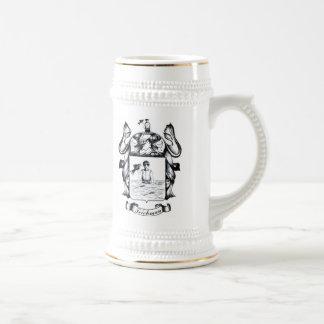 coat of arms coffee mugs