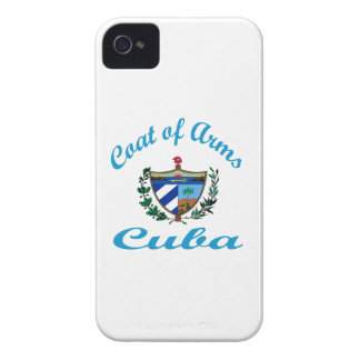 Coat Of Arms Cuba iPhone 4 Cover