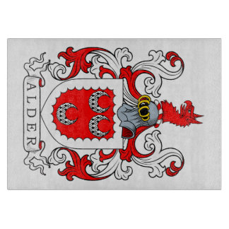 Coat of Arms Cutting Board