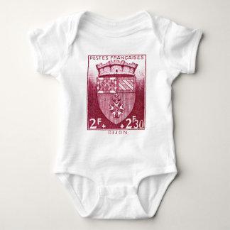 Coat of Arms, Dijon France Baby Bodysuit