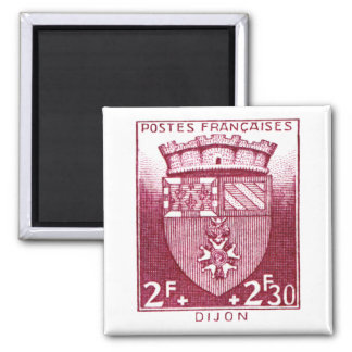 Coat of Arms, Dijon France Magnets