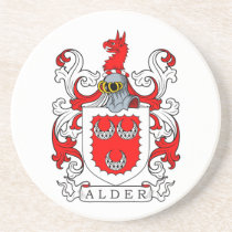 Coat of Arms Drink Coaster