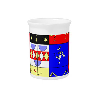 coat-of-arms- drink pitcher