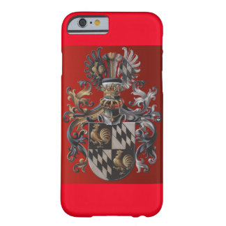 Coat of arms european tradition hereditary barely there iPhone 6 case