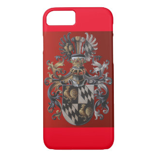 Coat of arms european tradition hereditary iPhone 7 case