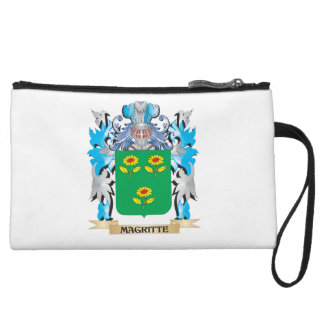 Coat of Arms - Family Crest Wristlet Purses
