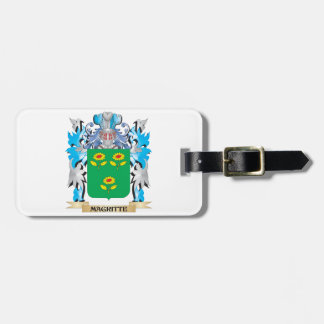 Coat of Arms - Family Crest Bag Tags