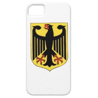 Coat of Arms for Germany iPhone 5 Cases