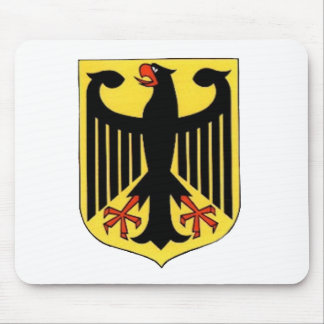 Coat of Arms for Germany Mouse Pad