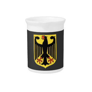 Coat of Arms for Germany Pitcher