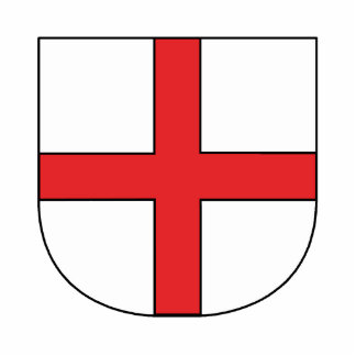 Coat of arms Freiburg in mash gau Cutout