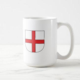 Coat of arms Freiburg in mash gau Classic White Coffee Mug