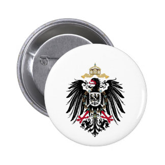Coat of arms German Reich of 1889 realm eagles Button