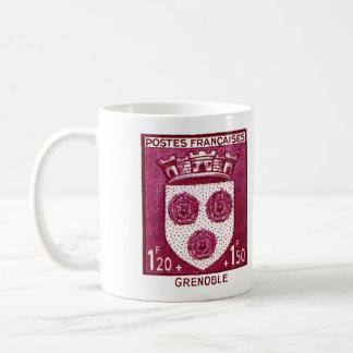Coat of Arms, Grenoble France Coffee Mug