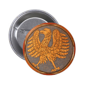 Coat of arms in Berlin, Germany Button