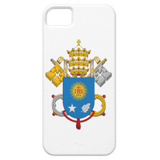 Coat of Arms iPhone 5 Covers