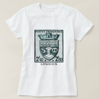 Coat of Arms, Limoges France T-Shirt