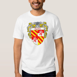 _ Coat of Arms (Mantled) Tee Shirt