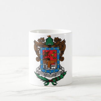 Coat of arms Michoacan Official Mexico Symbol Logo Coffee Mug
