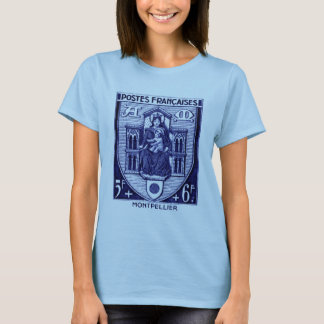 Coat of Arms, Montpellier France T-Shirt