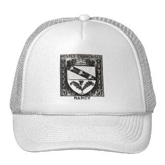 Coat of Arms, Nancy France Trucker Hat
