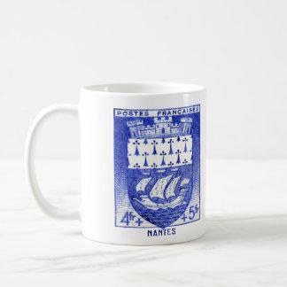 Coat of Arms, Nantes France Coffee Mug
