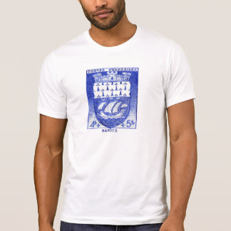Coat of Arms, Nantes France T-Shirt