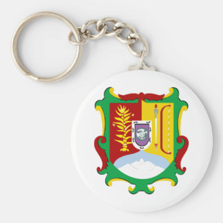 Coat of arms Nayarit Official Mexico Heraldry Logo Keychain