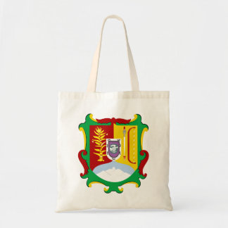 Coat of arms Nayarit Official Mexico Heraldry Logo Tote Bag
