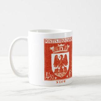 Coat of Arms, Nice France Coffee Mug