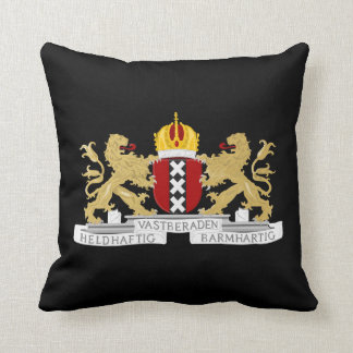 Coat of arms of Amsterdam Pillow