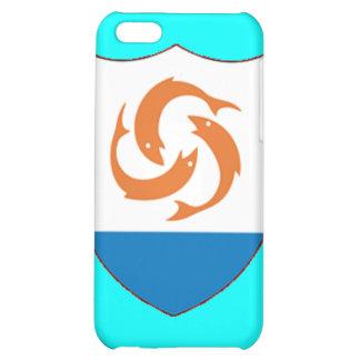 Coat of arms of Anguilla iPhone 5C Case