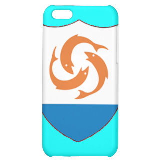 Coat of arms of Anguilla iPhone 5C Covers