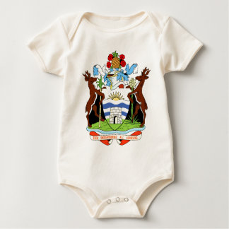 Coat of arms of Antigua and Barbuda Baby Bodysuit